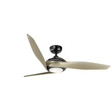 Kichler 300200SBK - 60 Inch Zenith Fan LED