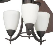 Kichler 380001DBK - Olympia 3 Light Fixture Kit