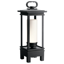 Kichler 49473RZLED - Portable Bluetooth LED Lantern