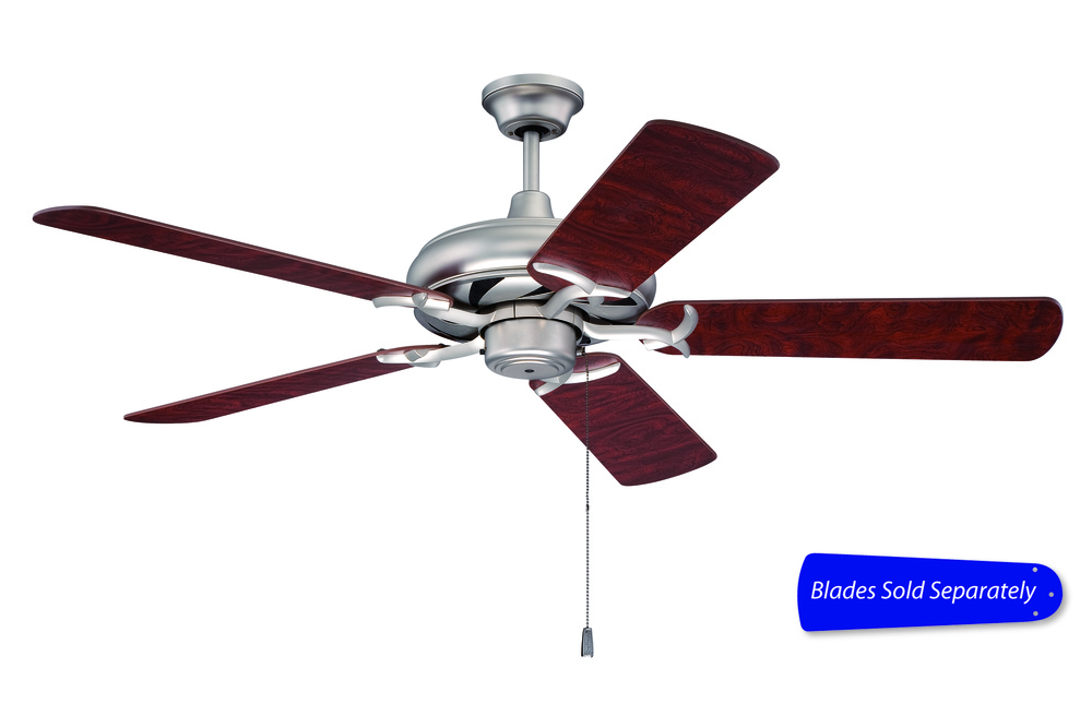 "Berkeley Lighting Company in Berkeley, California, United States,  7686, 52"" Ceiling Fan - Ceiling Fan Motor only - Blades sold separately, Civic"