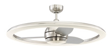 "Craftmade ANI36BNK3 - 36"" Ceiling Fan w/Blades & LED Light Kit"