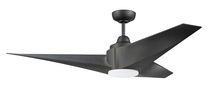 "Craftmade FRE56ESP3 - 54"" Ceiling Fan w/DC Motor, Blades, LED Light Kit"