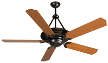 "Craftmade K10322 - Metro 52"" Ceiling Fan Kit in Oiled Bronze"