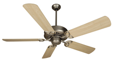 "Craftmade K10602 - American Tradition 52"" Ceiling Fan Kit in Brushed Satin Nickel"