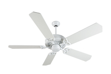 "Craftmade K10842 - American Tradition 52"" Ceiling Fan Kit in White"