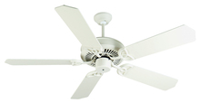 "Craftmade K10936 - CXL 52"" Ceiling Fan Kit in Antique White"