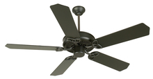 "Craftmade K10958 - CXL 52"" Ceiling Fan Kit in Flat Black"