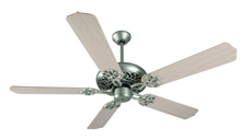 "Craftmade K11138 - Cecilia 52"" Ceiling Fan Kit in Brushed Satin Nickel"