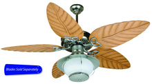 "Craftmade OPXL52GV - Outdoor Patio 52"" Ceiling Fan in Galvanized Steel (Blades Sold Separately)"