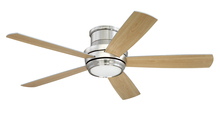 "Craftmade TMPH52BNK5 - Tempo 52"" Hugger Ceiling Fan with Blades and LED Light Kit in Brushed Polished Nickel"