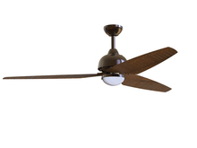 "Craftmade TNT58OB3 - Trento 58"" Ceiling Fan (Blades Included) in Oiled Bronze"
