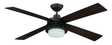 "Craftmade UBR52ESP4 - Urban Breeze 52"" Ceiling Fan with Blades and Light in Espresso"