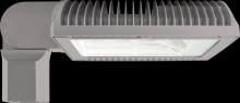 RAB Lighting ALED4T50SFYRG/480 - ALED50 TYPE IV W/ SLIPFITTER 480V WARM LED RD GRAY