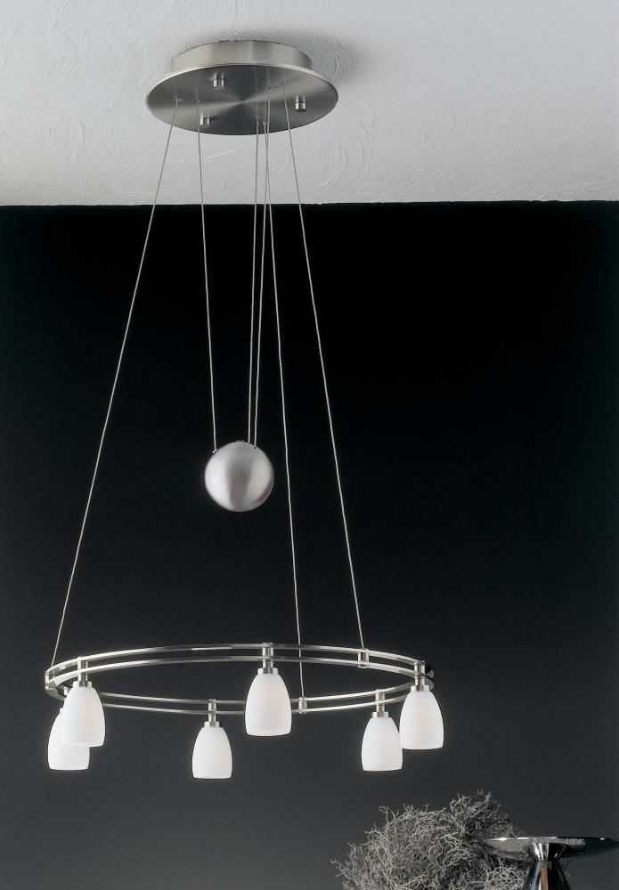 Berkeley Lighting Company in Berkeley, California, United States,  27YHK, Six Light Chandelier Accessory,