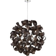 Quoizel RBN2831WT - Ribbons Foyer Piece