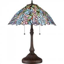 Quoizel TF2803TRS - Tiffany Table Lamp
