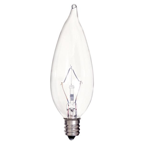 Berkeley Lighting Company in Berkeley, California, United States,  L3CX5, KR40CA9 1/2 KRYPTON CAND CLEAR,