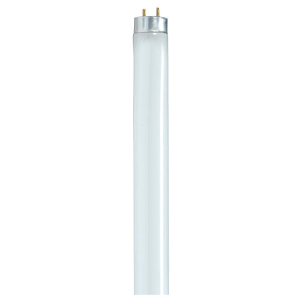 Berkeley Lighting Company in Berkeley, California, United States,  A4E8Q, 25 watt; T8; Fluorescent; 3500K Neutral White; 75 CRI; Medium Bi Pin base,