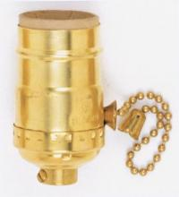 Satco Products Inc. 90/869 - On-Off Pull Chain Socket