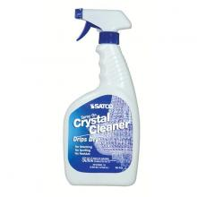 Satco Products Inc. 90/934 - Crystal Cleaner Trigger Spray Bottle (32oz.)