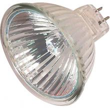 Satco Products Inc. S2639/OS - 50 watt; Halogen; MR16; 4000 Average rated Hours; Miniature 2 Pin Round base; 12 volts
