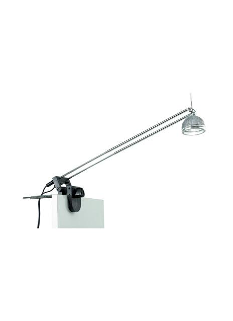 Berkeley Lighting Company in Berkeley, California, United States, Tech Lighting 700CP17BK, CP1 Clamp-on Light 75 watt, bk, CP1 Clamp-on Light