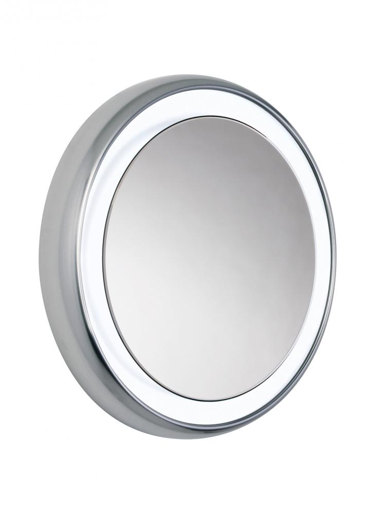 Berkeley Lighting Company in Berkeley, California, United States,  6Y6L, Tigris Rnd suf, ch 120V, Tigris Mirror Round