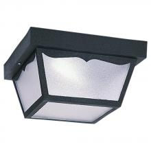 Sea Gull Canada 79121BLE-12 - Two Light Outdoor Ceiling Flush Mount