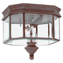 Sea Gull Canada 8834-08 - Single-Light Hill Gate Outdoor Close to Ceiling