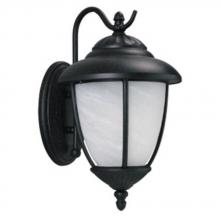 Sea Gull Canada 89250BLE-12 - One Light Outdoor Wall Lantern