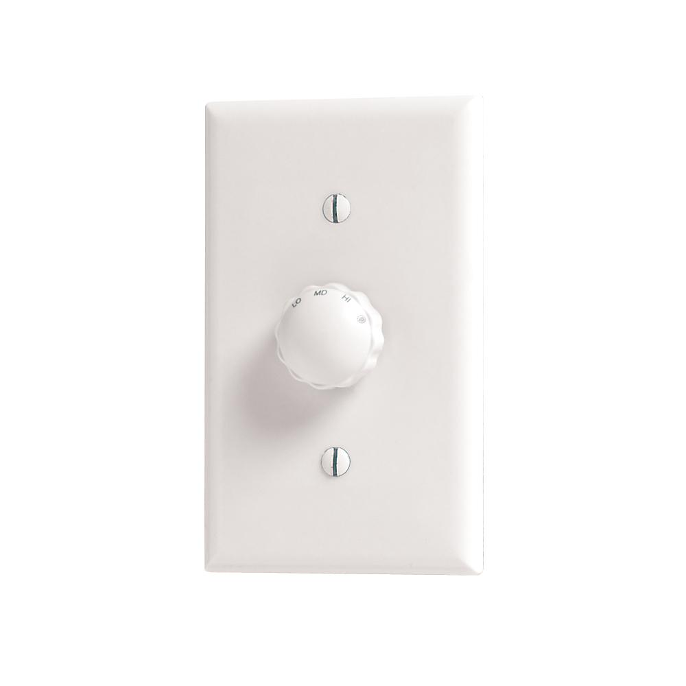 Berkeley Lighting Company in Berkeley, California, United States,  402ZG6T, Wall Control for Fan only  w/3 Speed Dial,