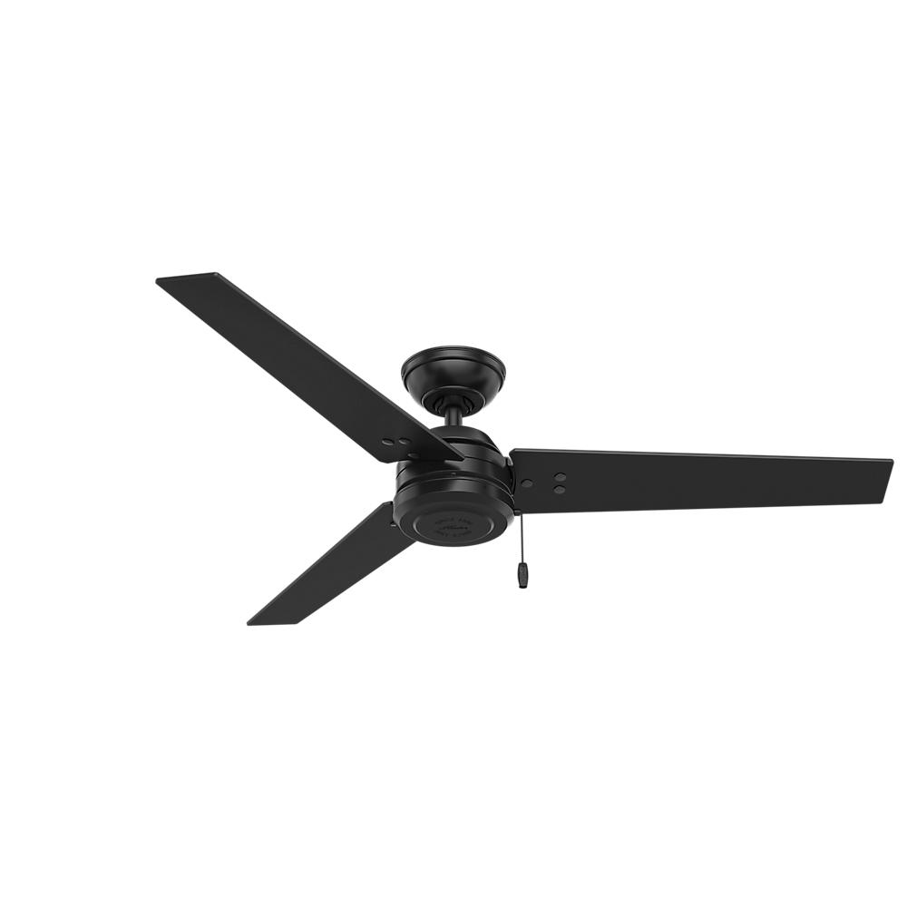 "Berkeley Lighting Company in Berkeley, California, United States,  402ZM29, 52"" Ceiling Fan, Cassius"