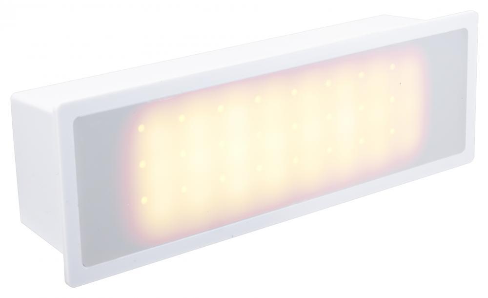 12v dc plastic lens light module white 3000 k ul bb led ww 12v