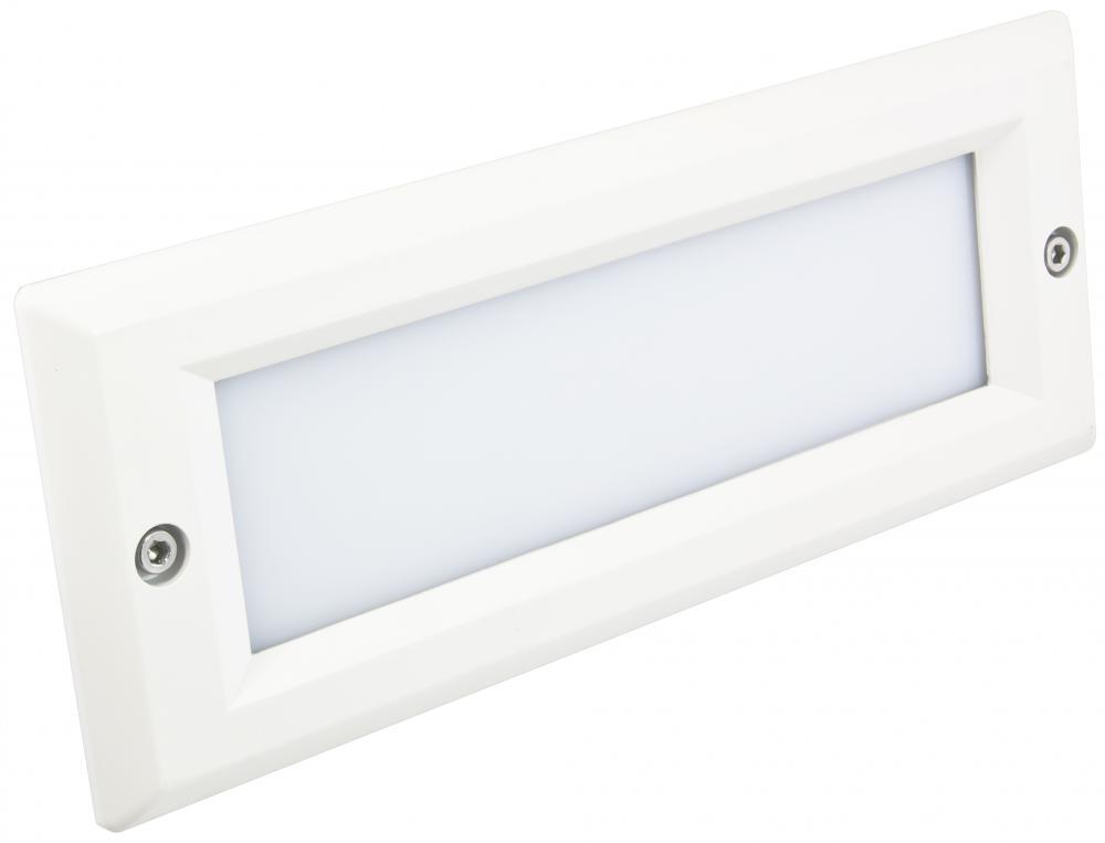 smooth brick light trim white bb sm wh berkeley lighting company