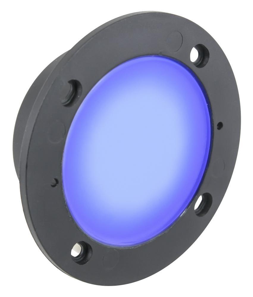 outer circle light module 100 240 volt 2 5 watt blue cetlus wet