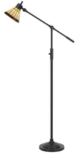 "CAL Lighting BO-2667FL - 60"" Height Metal Table Lamp In Dark Bronze"