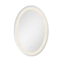 Eurofase Online 33823-010 - Mirror, LED, Back-Lit, Oval, Crystal