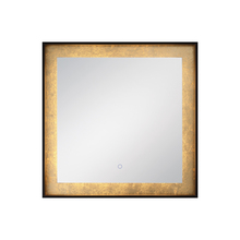 Eurofase Online 33829-012 - Mirror, LED, Edge-Lit, Sq, Gold