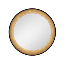 Eurofase Online 33830-018 - Mirror, LED, Edge-Lit, Round, Gold