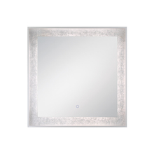 Eurofase Online 33831-015 - Mirror, LED, Edge-Lit, Sq, Silver