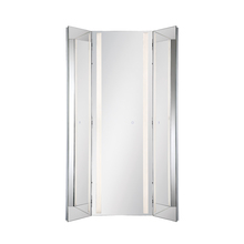 Eurofase Online 34001-011 - Mirror, LED, Tri-Fold, Large, Chrome