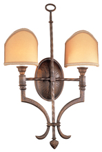 Troy B8852GB - HAWTHORNE 2LT WALL SCONCE