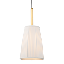 Hudson Valley 6060-AGB - 1 LIGHT PENDANT