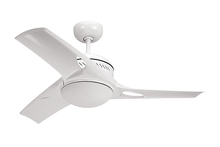 Monte Carlo 3MTR38WHO-L - 38' Mach Two Fan - White