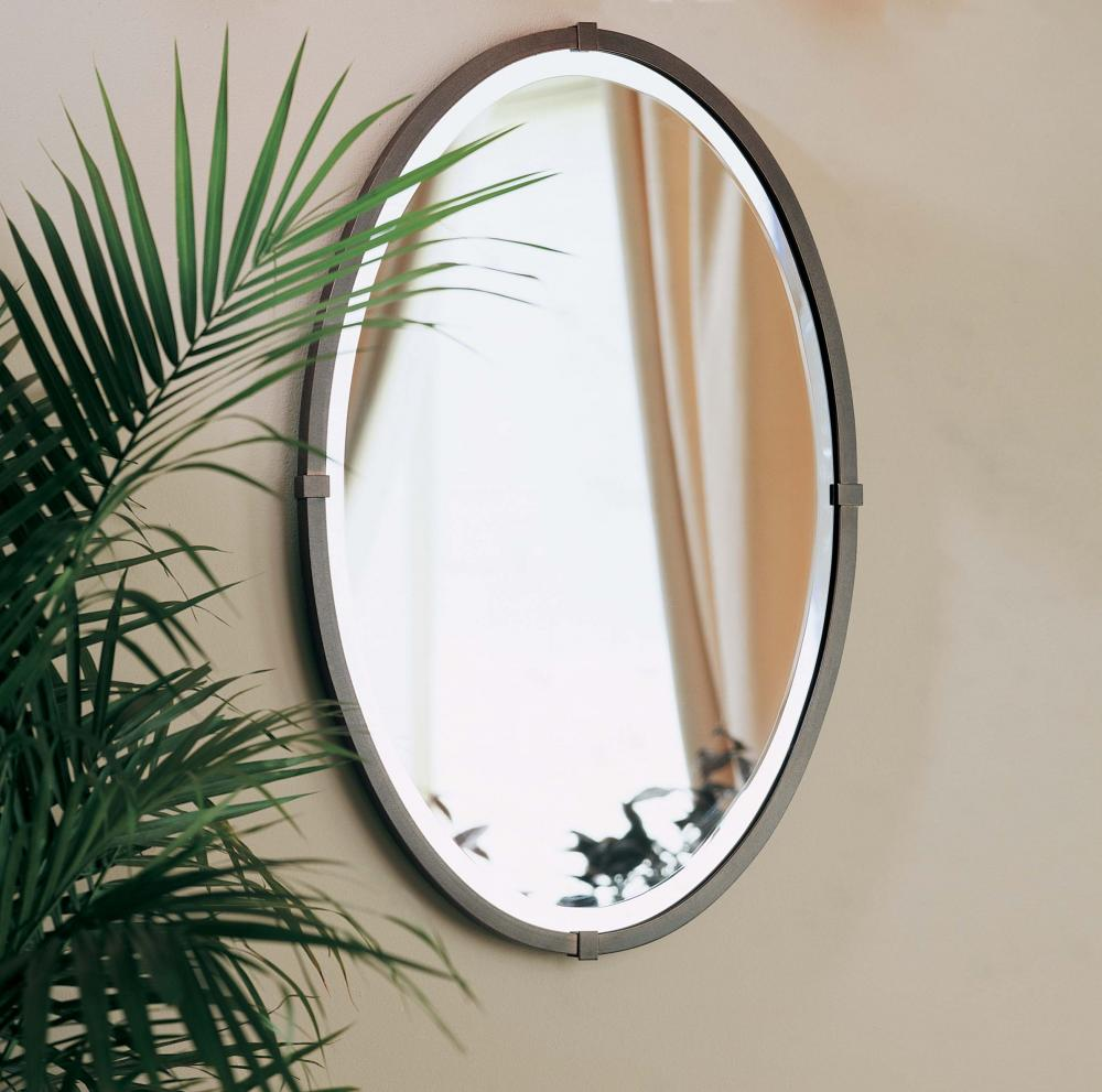 Berkeley Lighting Company in Berkeley, California, United States,  LLT43, Beveled Oval Mirror, Oval