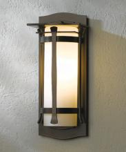 Hubbardton Forge 307105-FLU-10-GG0247 - Sonora Small Outdoor Sconce