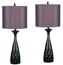 Kenroy Home 21072MBRZ - Jules 2-Pack Table Lamp