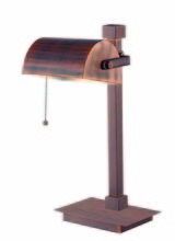 Kenroy Home 32008VC - Welker Desk Lamp