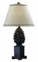 Kenroy Home 32114ABZ - Spruce Table Lamp