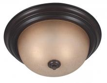 Kenroy Home 80367COCO - Triomphe 2 Light Flush Mount